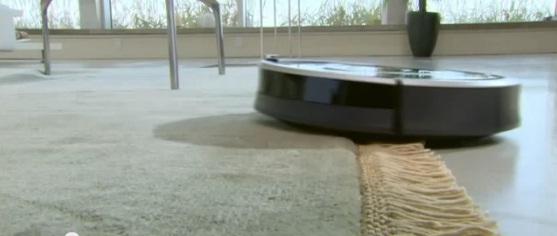 Может ли Roomba 770 справиться с ковром