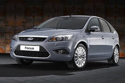 1 место Ford Focus