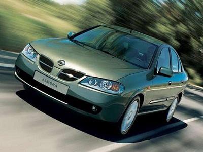 10 место Место - Nissan Almera (порядка 54 000 машин)