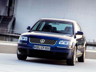 3 место Volkswagen Passat