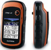Garmin eTrex 20 GPS/GLONASS Russia