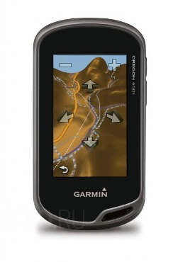 Garmin Oregon 650 WW Комплект с ДР6