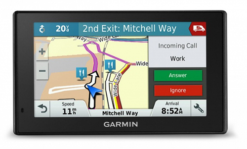 GPS-навигатор Garmin DriveAssist 50LMT Europe