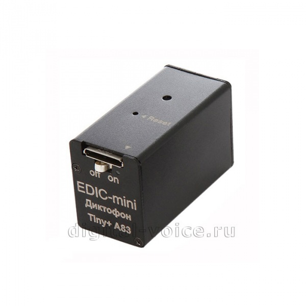 Мини-диктофон Edic-mini Tiny+ A83-150hq