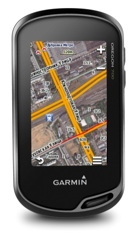 Garmin Oregon 700t Rus