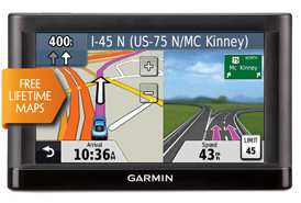 GPS-навигатор Garmin Nuvi 144LMT Europe + City Navigator Russia