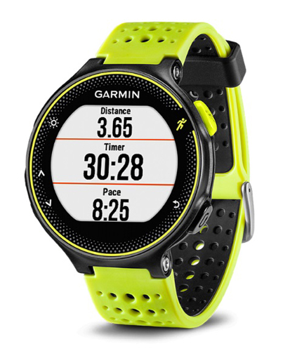 Спортивные часы Garmin Forerunner 230 Yellow/Black