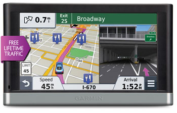 GPS-навигатор Garmin nuvi 2577LT Europe North America