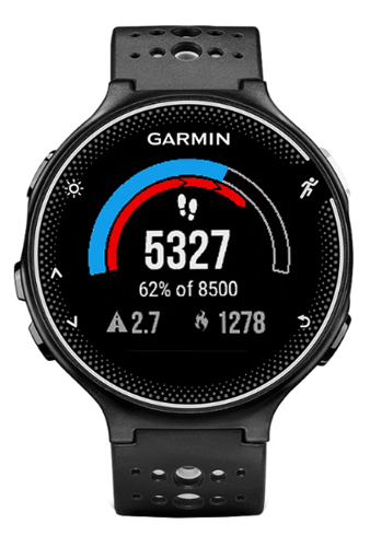 Спортивные часы Garmin Forerunner 230 Black/White